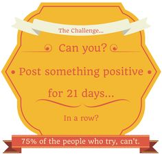 To read about our 21 day happiness challenge   click here>http://bit.ly/what-is-happymap