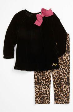 Juicy Couture Swing Top & Leggings (Infant) | Nordstrom