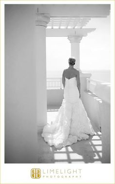 Hyatt Regency Clearwater Beach Resort and Spa, Limelight Photography, Bride, Wedding Dress, Black and White Photography, www.stepintothelimelight.com