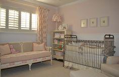 Girl Nursery (Romantic Vintage)