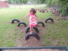 things to do with old tires