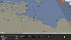 """The Aviationist » Air Force Special OPS plane carrying US Commandos makes """"surprise"""" landing in Libya"""