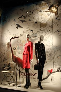 bergdorg_goodman_window_birds_valentino