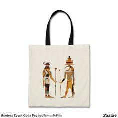 Ancient Egypt Gods Bag