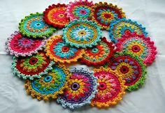 innovart en crochet: crochet home