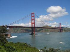 San Francisco, ready to go back!