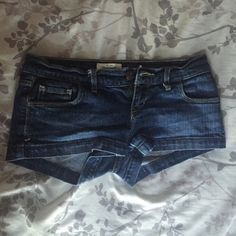 Abercrombie & Fitch Jean Shorts Size 00 Abercrombie & Fitch Jean Shorts Size 00. Summer ready ☀️ No trades, please  Price firm. Abercrombie & Fitch Shorts Jean Shorts