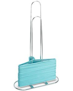 organised hangers-i want one of these because then it may not be such a pain to put away laundry