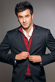Ranbir Kapoor is the hottest and most eligible bachelor of B-town. Rumored to be dating the most sexy actress of Bollywood - Katrina Kaif, Ranbir's lo. Ranbir Kapoor, Shahid Kapoor, Shraddha Kapoor, Deepika Padukone, Indian Celebrities, Bollywood Celebrities, Desi Guys, Rishi Kapoor, Indian Boy