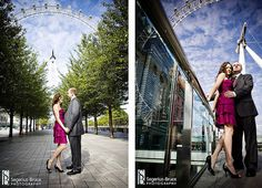 Pre-Wedding engagement session around the sites of London.    Photography by Segerius Bruce Photography    www.segeriusbruceblog.com     Fabulous