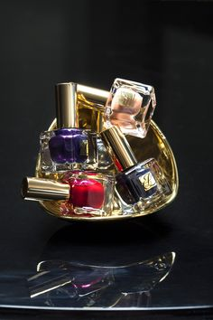 shades for the perfect holiday mani