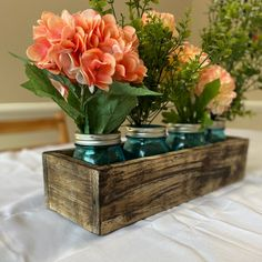 Large Handmade Reclaimed Wood Boxes!