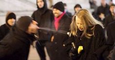 Muslim Refugee Spit In Swedish Woman's Face After Raping Her