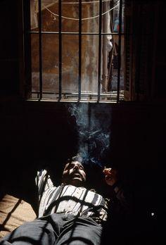 Gueorgui Pinkhassov. Beirut, Lebanon. 1996. #color #street #photography