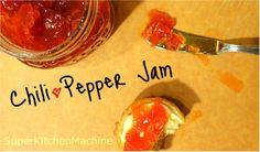Thermomix Chili Jam