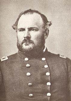 John Milton Chivington (1821-1894) Sand Creek Massacre 1864