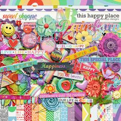 This happy place by WendyP Designs