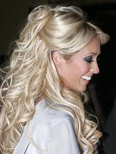 melhores penteados noiva para fotos - Pesquisa Google