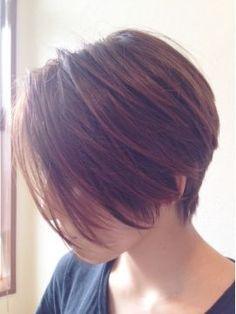 2016春夏!人気の大人かわいいショートボブスタイル<髪型/ヘアカタログ> - NAVER まとめ