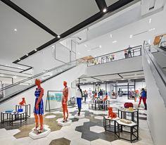 Almacenes Siman department store by FRCH, San Rafael – Costa Rica