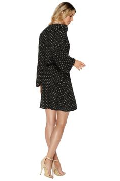 Image result for zimmermann spotty dress Australian Fashion, Dresses With Sleeves, Long Sleeve, Image, Sleeve Dresses, Long Dress Patterns, Gowns With Sleeves