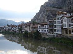 Amasya, cultura y tr