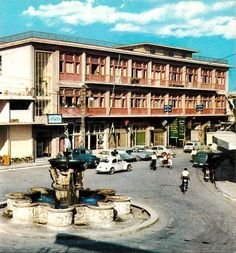 Heraklion in the 60s