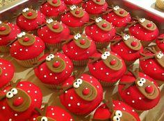 Reindeer Cupcakes   CAKELOVE