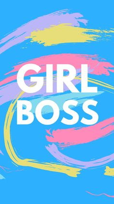 5 Motivational Girl Boss iPhone Wallpapers | Preppy Wallpapers
