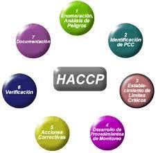 Implementación del sistema de seguridad alimentaria HACCP