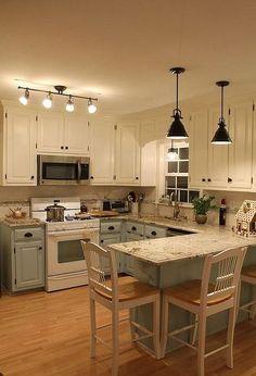 kitchen renovation, home decor, kitchen backsplash, kitchen design, Brighter Lighter Kitchen