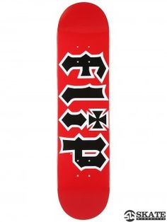 Flip Team HKD Red Deck 7.5 x 31.25