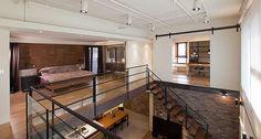 gemütliches schlafzimmer design im dachgeschoss einrichten holz