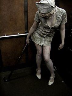 Silent Hill nurse.