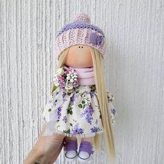 352 отметок «Нравится», 21 комментариев — Irina Smaltsar (@lulu_dolls) в Instagram: «Уже дома  Цветочная малышка свободна и ищет   Весенняя на все 100%. Рост 27 см. ________________…»