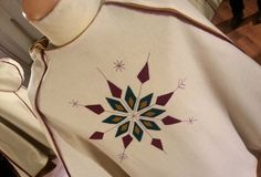 luhkka | Bengalakk! Bushcraft, Folk, Design Ideas, Brooch, Embroidery, Clothing, Crafts, Inspiration, Fashion