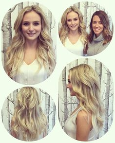 Instagram media rubiahairsalon - So....we had a gorgeous new client today…