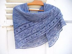 Muscari shawl crochet 072, available pattern to purchase