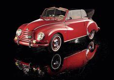 1953 DKW 3=6 Sonderklasse