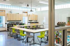 Shady Hill School STEAM Center; Cambridge MA. Architect: Eck MacNeely Architects.