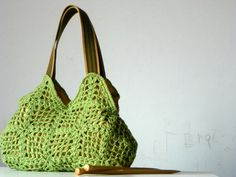 SALE OFF 20 New Season Spring Crochet bag  Summer Bag by NzLbags, $55.00