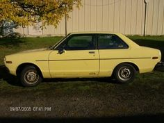 His yellow Datsun was his prized possession until there was a flash flood at Lake Mead and cause him to abandon it.it was later found by police and they use it to this day
