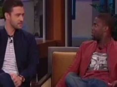 Omg i cried i laughed so hard. This is hilarious! Kevin Hart funny interview with Justin Timberlake and Shaq too. Funniest part might be Kevin standing next to Shaq after Shaq puts him back on the ground! Funny As Hell, Haha Funny, Hilarious, Lol, Funny Stuff, Kevin Hart Funny, Funny Interview, Have A Laugh, Laughing So Hard