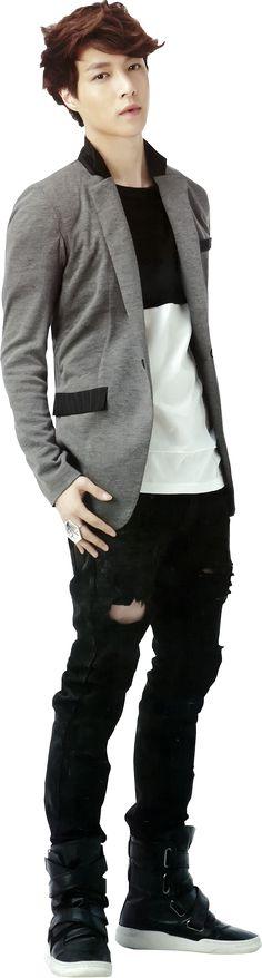 EXO Lay... Casual men's fashion