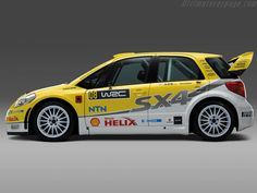 Suzuki Sport WRC photos, picture # size: Suzuki Sport WRC photos - one of the models of cars manufactured by Suzuki Rally Drivers, Rally Car, Rallye Wrc, Racing Car Design, Suzuki Cars, Mazda Cars, Suzuki Swift, Latest Cars, Modified Cars