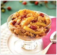 Apple Crisp - South Beach Diet phase 2