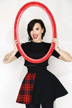 15 Exclusive Photos from Last Night's Jingle Ball—Meghan Trainor, Demi Lovato, Charli XCX & More