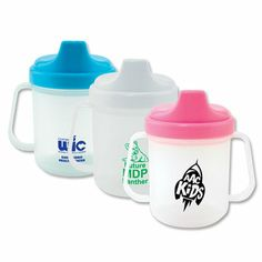2-Handled Non-Spill Sippy Cup