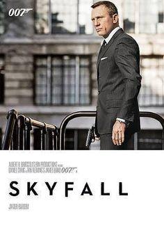 Skyfall (DVD, 2015) NEW, Sealed, Suspense, Spy Thriller