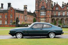 Ford Capri 280 Brooklands - I still have one of these, time to get it fixed up I think
